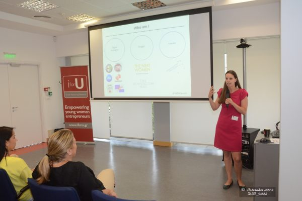 Katerina Zherebtsova talks about digital success
