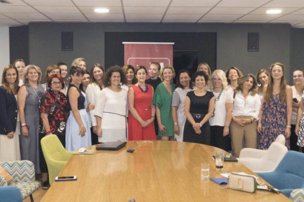 Merav Oren, Founder WMN & OpenRestaurants shared her experience on entrepreneurship and the start-up ecosystem of Israel.